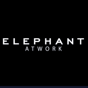 Elephant At Work